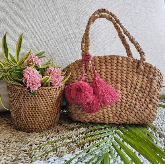 Hyacinth Sahara Handbag