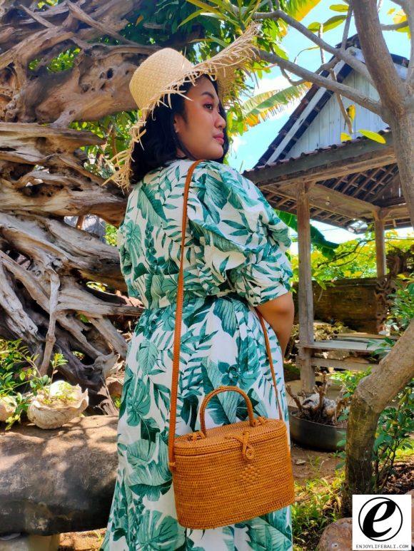 Sundung 2in1 Handle Rattan Ata Bali