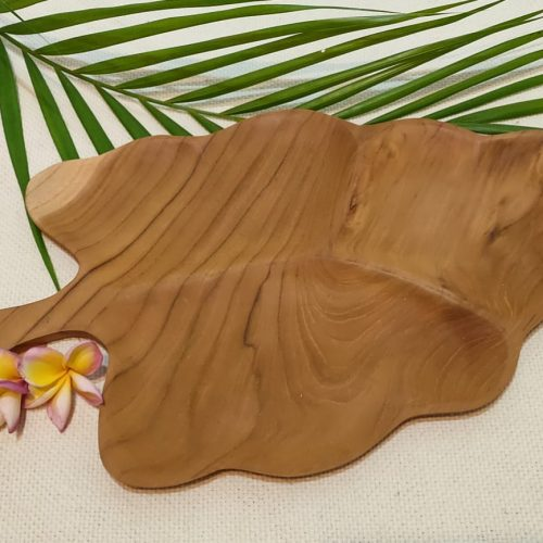 Wooden Leaf Bone Plate