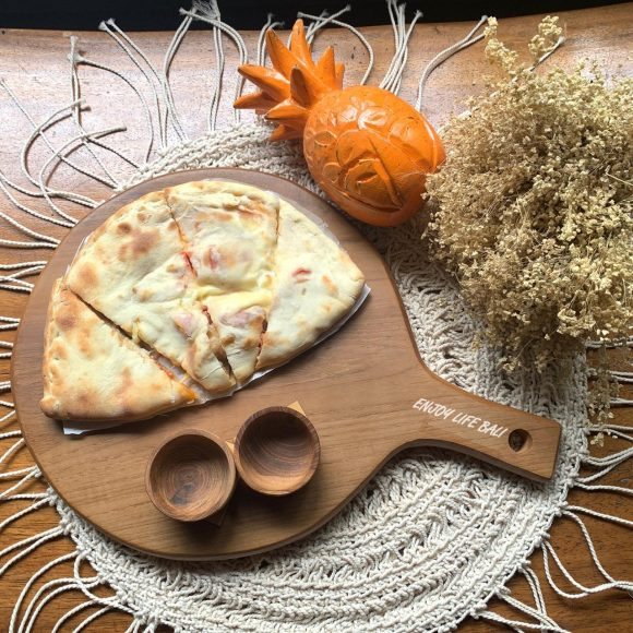 Wooden Pizza Pan