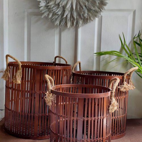 Sabana Bamboo Basket Bali