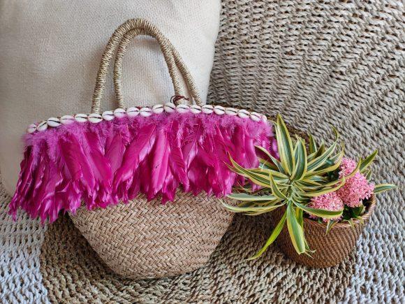 Quenby Natural Handbag