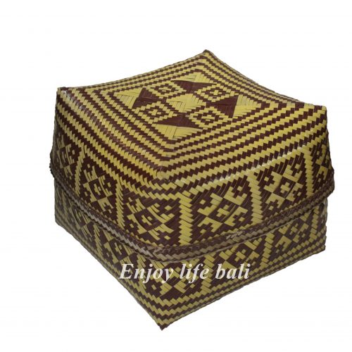 BALI BOX NATURAL
