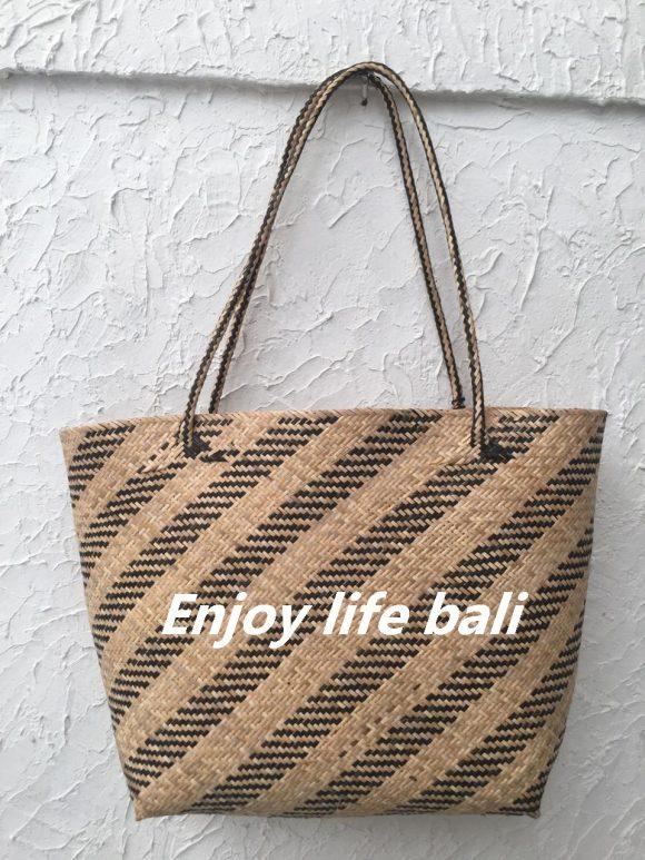 Onika Motif Natural Beach Bag