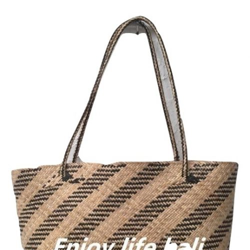 Onika Motif Natural Beach Bag