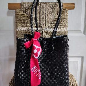 Victoria Black Bag (L)
